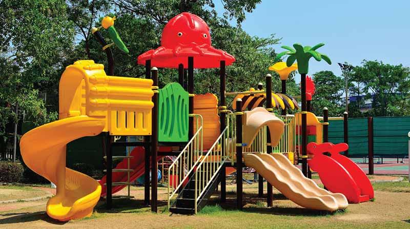Joyville Gurgaon - Children Play Area