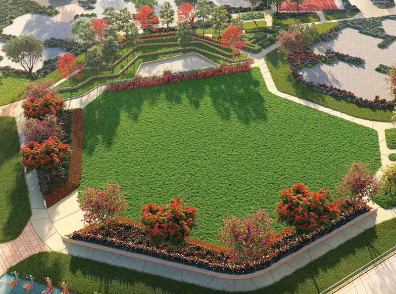 Joyville Gurgaon - Coral Park