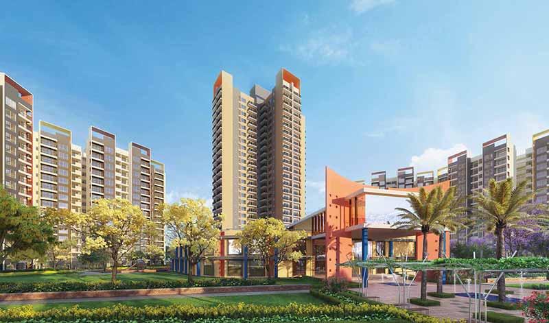 Joyville Gurgaon - Crown Tower