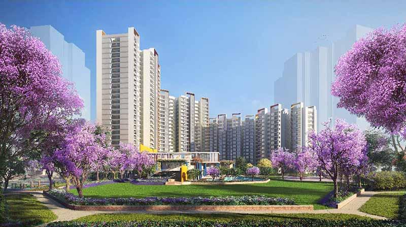 Joyville Gurgaon - Sapphire Park