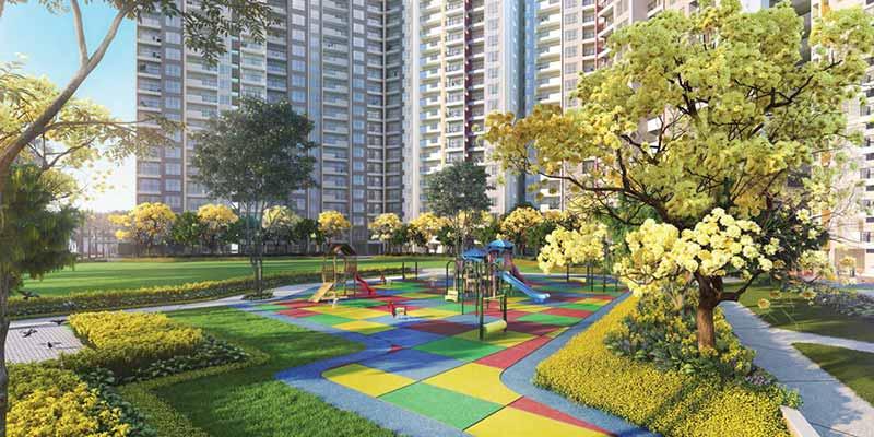 Joyville Gurgaon - Topaz Park