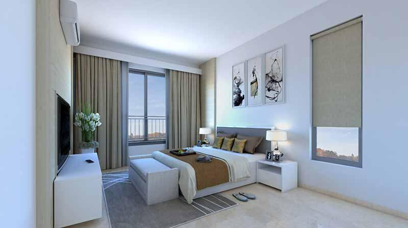 Joyville Gurgaon - Bedroom