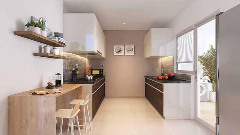 Joyville Gurgaon - Kitchen