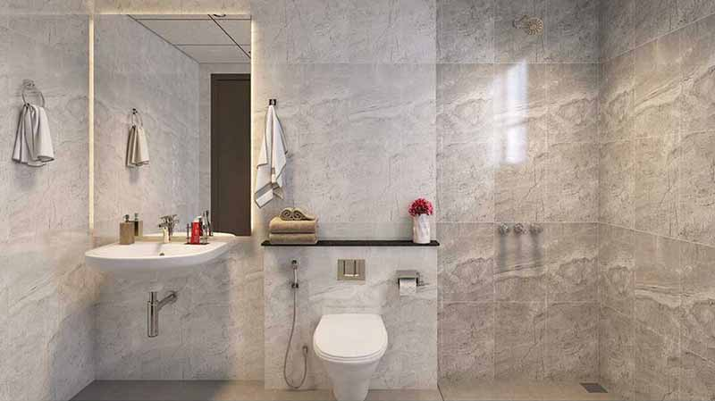Joyville Gurgaon - Master Bathroom